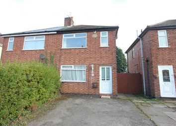Thumbnail 3 bed semi-detached house for sale in John Nichols Street, Hinckley
