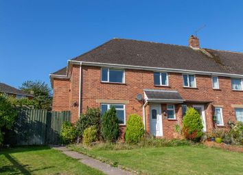 Thumbnail 3 bed end terrace house for sale in Spruce Park, Crediton
