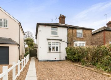 Thumbnail 3 bed semi-detached house for sale in Cobham, Surrey