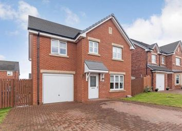 Thumbnail 4 bed detached house for sale in Hay Crescent, Cambuslang, Glasgow, South Lanarkshire