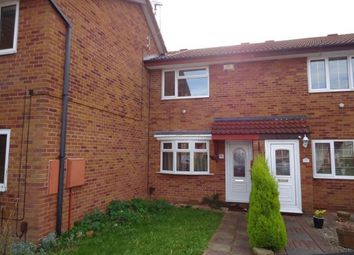 Thumbnail 2 bed terraced house to rent in Telford Drive, Darlington