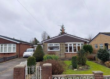 Thumbnail 2 bed detached bungalow for sale in Clermont Avenue, Hanford, Stoke-On-Trent, Staffordshire