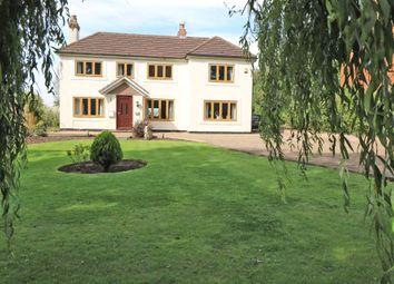 Thumbnail 4 bedroom detached house for sale in Nethergate, Westwoodside, Doncaster