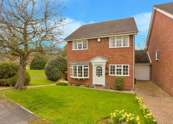 Thumbnail 5 bed detached house for sale in Camlet Way, St.Albans