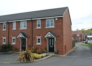 Thumbnail 2 bed end terrace house for sale in The Ashes, St Georges, Telford, Shropshire