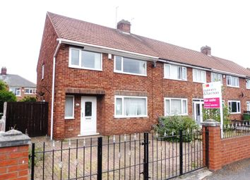 Thumbnail 3 bed semi-detached house for sale in Belvedere Road, Thornaby, Stockton-On-Tees