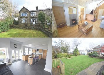 Thumbnail 5 bed semi-detached house for sale in Glen View Road, Burnley