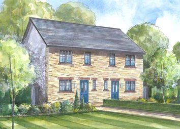 Thumbnail 3 bed semi-detached house for sale in The Petterill, St. Cutherberts, Off King Street, Wigton