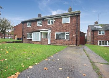 Thumbnail 3 bed semi-detached house for sale in Stoneley Crescent, Sheffield