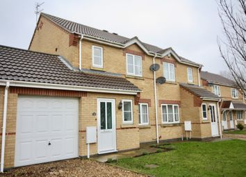 Thumbnail 3 bed semi-detached house to rent in Eastholm, Lincoln, Lincolnshire