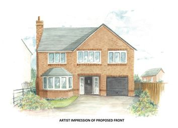 Thumbnail 4 bed detached house for sale in Linley Drive, Newport