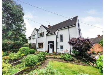 Thumbnail 5 bed semi-detached house for sale in Axbridge Crescent, St. Mellons Rise