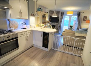 Thumbnail 3 bed end terrace house for sale in Cupola Close, North Hykeham