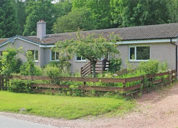 Thumbnail 4 bed semi-detached bungalow for sale in Pitlochry, Pitlochry, Perth And Kinross