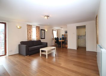 Thumbnail 1 bed flat to rent in Meridian Place, Marsh Wall, Canary Wharf