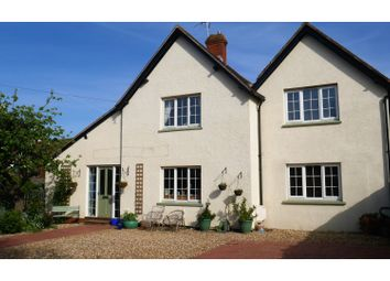 Thumbnail 4 bed detached house for sale in Paganel Road, Minehead