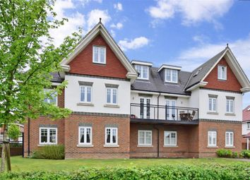 Thumbnail 2 bed flat for sale in Magnolia Drive, Banstead, Surrey