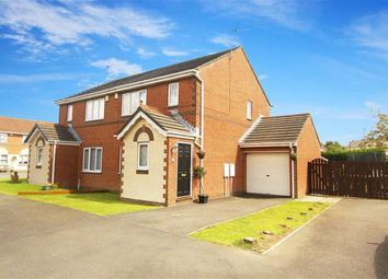 Thumbnail 3 bed semi-detached house for sale in Holyfields, West Allotment, Tyne And Wear