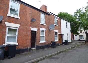 Thumbnail 2 bedroom terraced house to rent in Strutt Street, Derby
