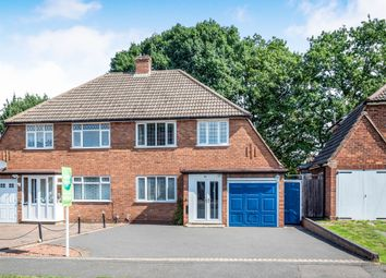 3 bed semi-detached house for sale in St. Gerards Road, Shirley, Solihull B91