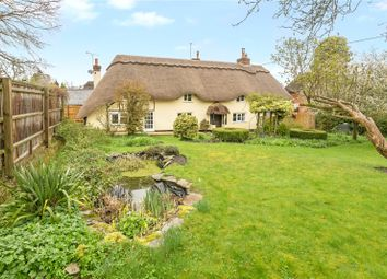 Thumbnail 3 bed detached house for sale in Upper Clatford, Andover, Hampshire