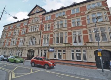 Thumbnail 1 bed flat to rent in High Street, Newport