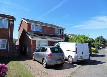 Thumbnail 4 bed detached house for sale in Blenheim Road, Wellingborough, Northants