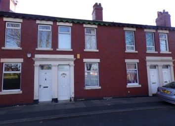 Thumbnail 2 bed terraced house for sale in Claremont Road, Blackpool, Lancashire