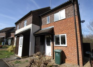 Thumbnail 1 bed end terrace house to rent in The Magnolias, Banbury