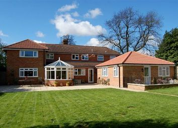 Thumbnail 6 bed detached house for sale in West Haddon Road, Guilsborough, Northampton