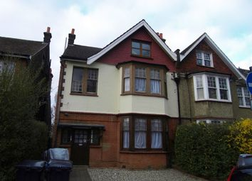 Thumbnail 2 bed flat to rent in Norbury Crescent, London