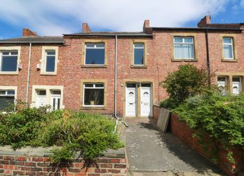 Thumbnail 3 bed flat to rent in Axwell Terrace, Swalwell, Newcastle Upon Tyne