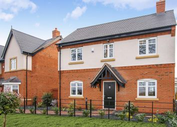 "4 bed detached house for sale in ""Witley"" at Hinckley Road, Sapcote, Leicester LE9"