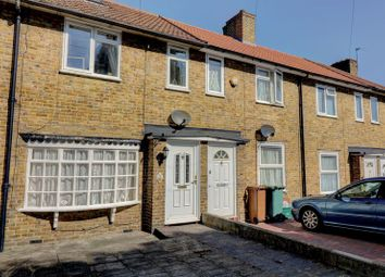 Thumbnail 3 bed terraced house for sale in Stoneleigh Road, Carshalton