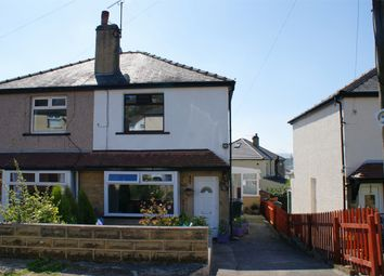 Thumbnail 2 bed semi-detached house for sale in Grange Crescent, Riddlesden, West Yorkshire