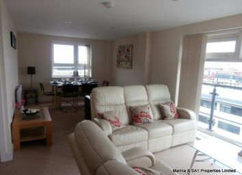 Thumbnail 4 bed duplex for sale in Kings Road, Swansea