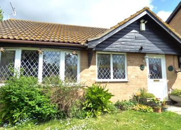Thumbnail 2 bed bungalow for sale in Churchill Close, Folkestone