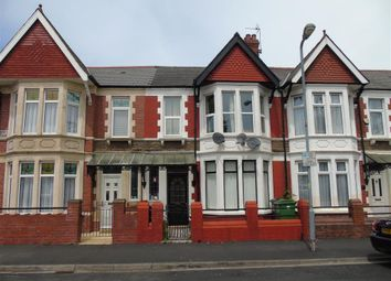 Thumbnail 1 bedroom maisonette to rent in Merches Gardens, Cardiff