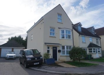 Thumbnail 4 bed detached house for sale in Millards Close, Hilperton Marsh, Trowbridge