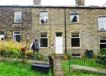 Thumbnail 4 bed terraced house for sale in Elder Bank, Cullingworth, Bradford, West Yorkshire