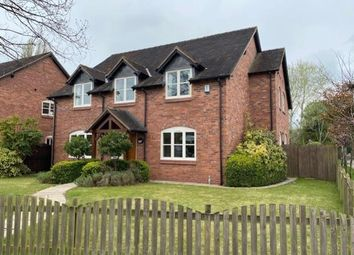 Thumbnail 4 bed semi-detached house to rent in 31 Oak House, Main Road, Shavington, Crewe, Cheshire