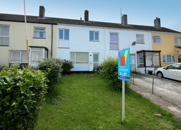3 bed terraced house to rent in Beatrice Avenue, Saltash PL12
