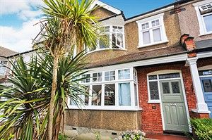 Thumbnail 3 bedroom terraced house to rent in Palace View, Bromley