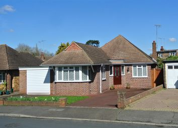 Thumbnail 2 bedroom bungalow for sale in Fortescue Road, Weybridge