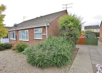Thumbnail 2 bed semi-detached bungalow for sale in Sprites End, Trimley St. Mary, Felixstowe