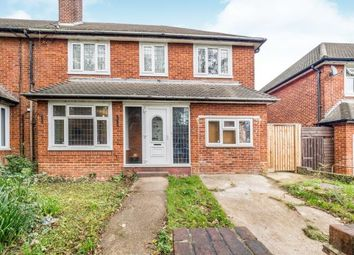 Thumbnail 4 bed semi-detached house for sale in Woodford, Green, Essex
