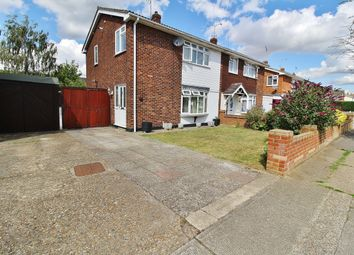 Seamore Avenue, Benfleet SS7. 3 bed semi-detached house