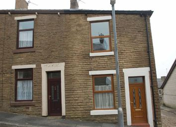 Thumbnail 2 bed end terrace house to rent in Hoyle Street, Accrington