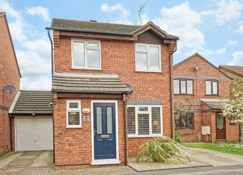 Thumbnail 3 bed link-detached house for sale in Harlech Court, Eynesbury, St. Neots