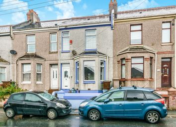 Thumbnail 3 bedroom terraced house for sale in Pomphlett Road, Plymstock, Plymouth